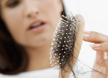 درمان و جلوگیری از ریزش مو