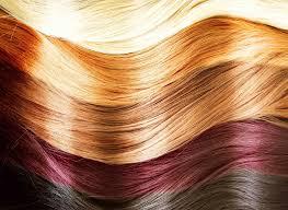 مراقبت مو بعد از رنگ