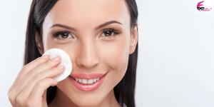تمیز کردن پوست