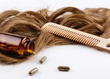 مراقبت و تقویت مو با ویتامینه