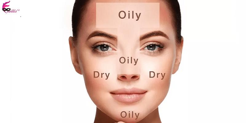 سلامت و زیبایی پوستهای مختلط