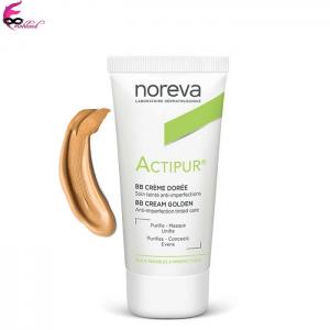 کرم پودر ضد جوش نوروا بژ مدل Actipur BB Cream
