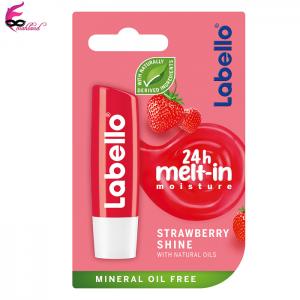 بالم لب لابلو توت فرنگی براق Labello Strawberry