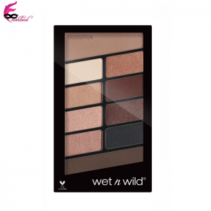 پالت سایه ده رنگ وت ان وایلد Wet n Wild مدل E757A Nude Awakening