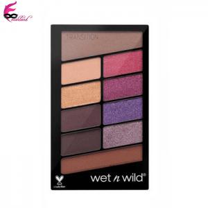 پالت سایه ده رنگ وت ان وایلد Wet n Wild مدل V.I.Purple